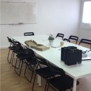 Video | Atendiendo a citas en las oficinas de Horums.